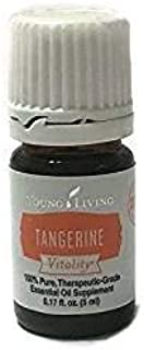 Young Living Essential Oils ~ Tangerine Vitality 5ml 100% Pure Theraputic Grade
