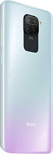Redmi Note 9 Polar White 3GB RAM 64GB ROM - 6