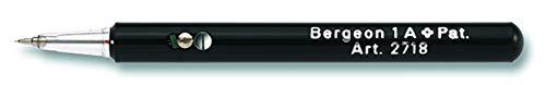 7718 BERGEON Ölgeber Nr. 1 A – Für Uhrwerke – Mit Kunststoffständer – Exenterschraube