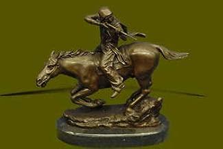 carl kauba bronze indian