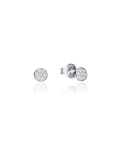 Pendientes Viceroy Jewels 71040E000-03 Plata de Ley