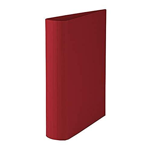 Rössler 1316452365 - S.O.H.O. Ringbuch A4, 5 cm, 4-Ring-Mechanik, rot