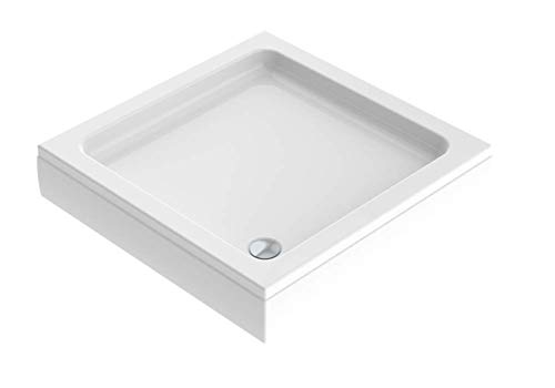 'aquaSu® 80067 9 Acryl - Dusch - Wanne simPata square, 90 x 90 cm, weiß