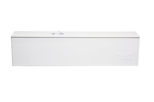 Basi 1730-0201 Dorma TS 83 - Türschließer ohne Standardgestänge für Feuer- und Rachschutztüren Größe 2-6, weiß