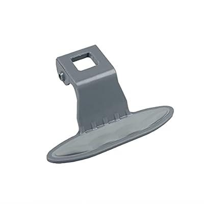 Genuine LG MEB61281101 Washing Machine & Washer Dryer Door Handle - Grey