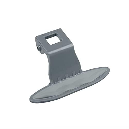 Manija original para puerta de lavadora y secadora LG MEB61281101, color gris