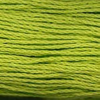 5 Plymouth Yarns CLEO DK Skeins #175 Shamrock Green 100/% Mercerized Pima Cotton