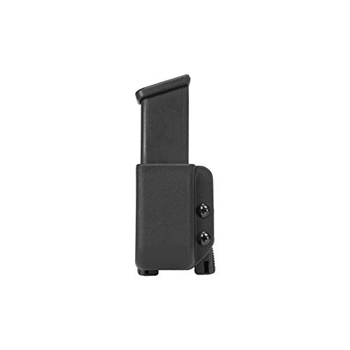 Blade-Tech Signature Single Mag Pouch with Tek-Lok for Glock 17, 19, 22, 23, H&K USP 9/40, H&K VP9 and More