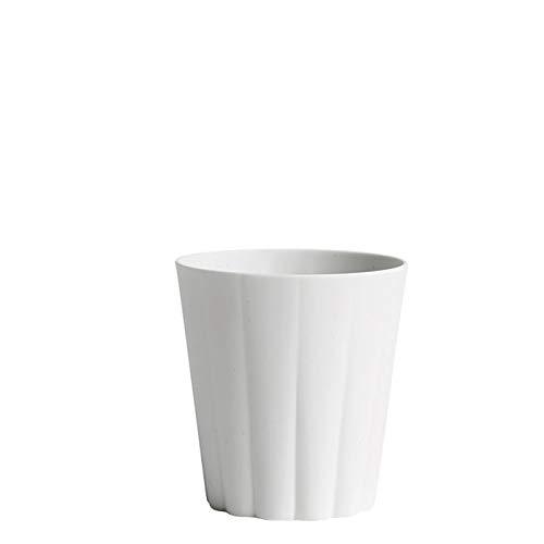 HAY Iris Tasse rund, cremeweiß