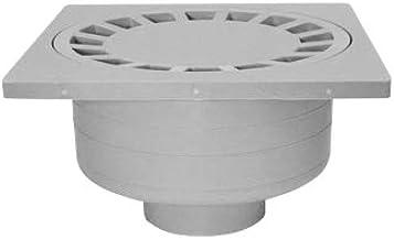 Jardibric Siphon de sol en polypropyl/ène sable 150 x 150 mm