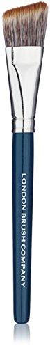 London Spazzola Company Nouveau collezione Soft Oblique Contour Brush