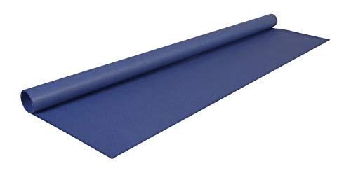 Clairefontaine Kraf - Rollo de papel para regalo, 3 m, Azul oscuro