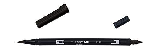 Tombow–Pennarello con punta doppia.