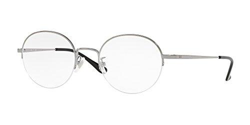 Ray-Ban 0RX6417D-51-2502 Gafas de lectura, Gunmetal, 51 para Hombre