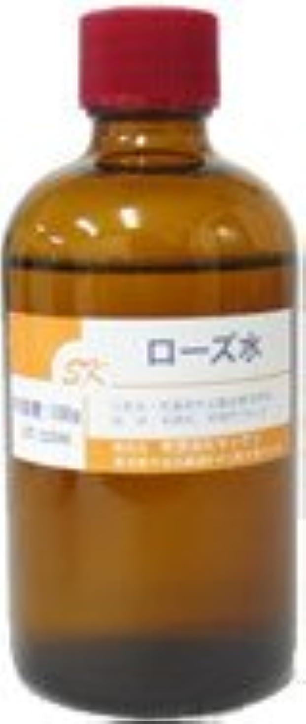 ジョリーしなやかシアー芳香精製水(ローズ水)100g