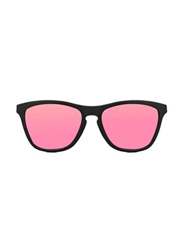 MIZUKOO Gafas de Sol Polarizadas Modelo AKIRA Black/Pink