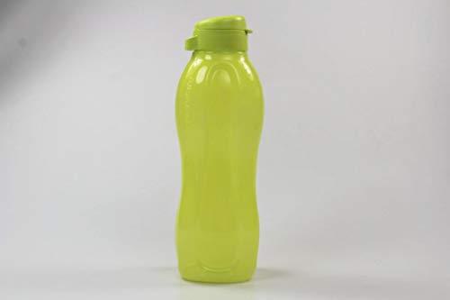 Tupperware to Go Eco EcoEasy - Botella ecológica con tapa de clip (1,5 L), color verde