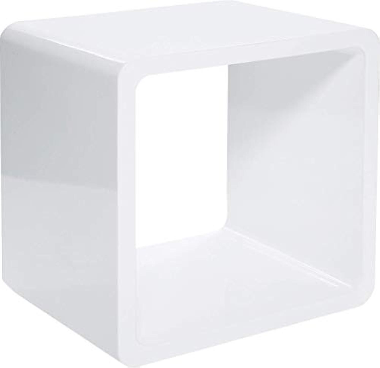 Kare 71542 Lounge Cube MDF Weiß