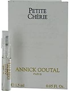 PETITE CHERIE by Annick Goutal (WOMEN) PETITE CHERIE-EDT VIAL ON CARD (NEW PACKAGING)