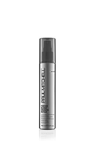Paul Mitchell Forever Blonde Dramatic Repair- Sprühkur für strapazierte blonde Haare, regenerierendes Pflege-Spray für mehr Feuchtigkeit - 150 ml