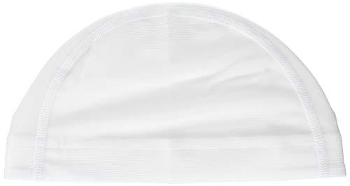 ミズノ MIZUNO ミズノ スイムキャップ 水泳帽 競泳 メッシュキャップ 85BA900 ホワイト サイズ:O