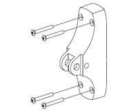 Find Bargain Von Duprin 050435 88 R/M/V End Case Kit