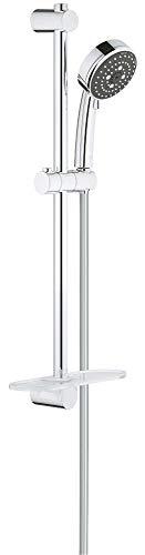 Grohe Vitalio Comfort 100 Brausegarnitur III mit 3 Strahlarten 26096000