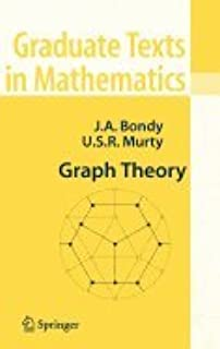 Graph Theory (07) by Bondy, Adrian - Murty, USR [Hardcover (2008)]