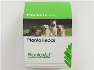 PlantaVet PlantaHepar Tabletten 300 Tabl