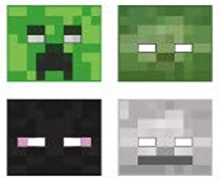 Pixel Based Mining Masks for Birthdays, Kids Gaming Party, Sports Gathering, Play Day, or Any Fun Occasion (24)