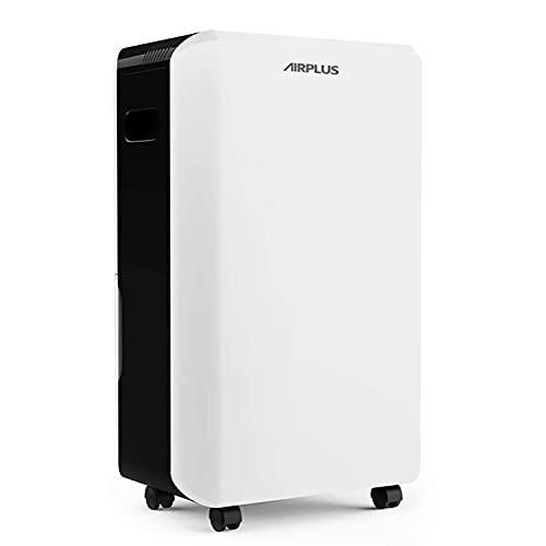 AIRPLUS 70 Pints 4,500 Sq. Ft. Dehumidifier for Medium Spaces and Basements (AP1902)…