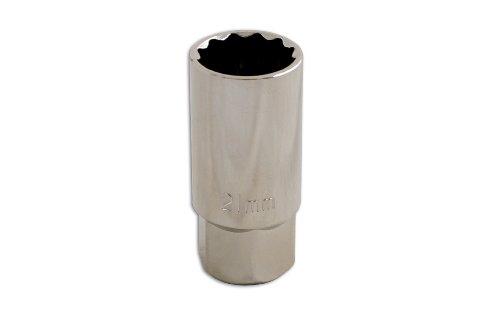 Laser 0101 Douille double pour bougie 21 mm