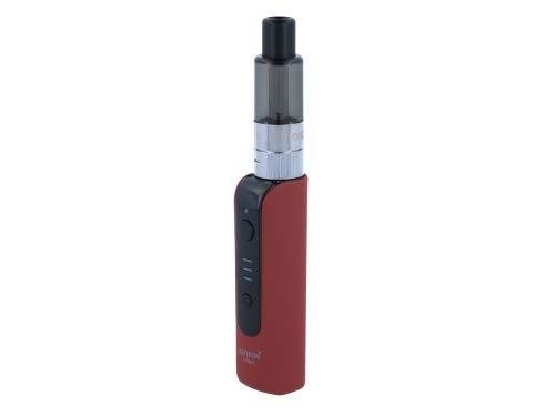 JUSTFOG sigaretta elettronica Kit P16A 900 mAh Rosso (Senza Nicotina)