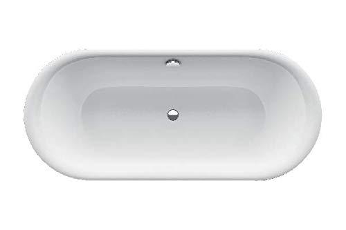 Bette Lux Ovaal, badkuip 190x90x45cm, 3467, Kleur: Wit - 3467-000