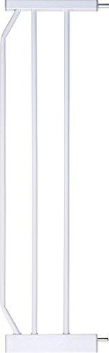 IB-Style - Verlängerungen/Erweiterungen/Zubehör für Tür- und Treppenschutzgitter MIKA BERRIN KAYA Weiß | 4 Längen | 20cm
