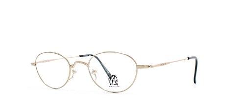 Jean Paul Gaultier 57 0016 1 Brillenfassung für Damen und Herren, quadratisch, goldfarben