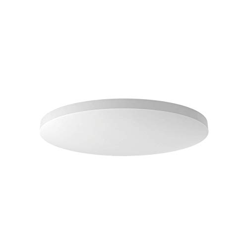 Xiaomi Mi Smart LED Ceiling Light Deckenlampe (Dimmbar, Kalt- bis Warmweiß frei wählbar, Smart Home iOS/Android Appverbindung via Mi Home App, Unterstützt Sprachassistenten z.B. Amazon Alexa)