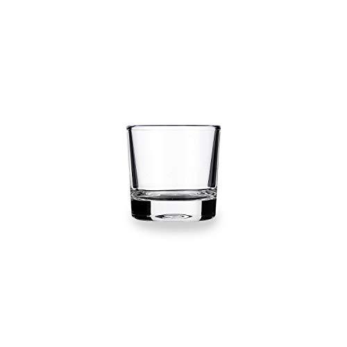 Arcoroc Set 12 bicchieri da liquore in vetro tensionato 4 cl