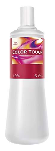 Wella Color Touch Intensiv-Emulsion 1,96 prozent, 1 L, 1er Pack, (1x 1 L)