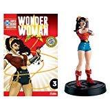 Wonder Woman DC Mythologies Bombshells Statue with Collector Magazine #3