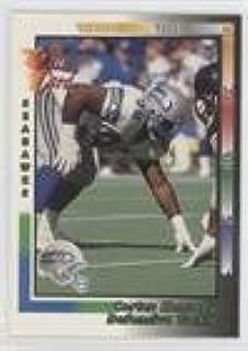 Cortez Kennedy (Football Card) 1992 Wild Card - [Base] #219