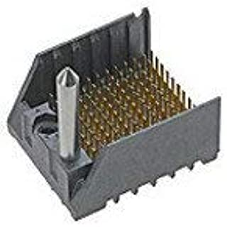 5 Items 78349-2044 Conn Backplane HDR 4Power POS Press Fit RA Thru-Hole Impact Tray