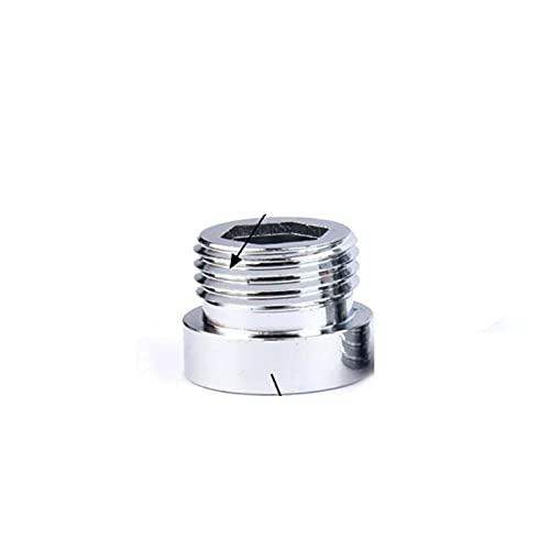1/2 'macho M20-M24 hembra F20 F22 conector de rosca para accesorios de grifo adaptador de grifo de agua de ducha accesorio purificador de agua