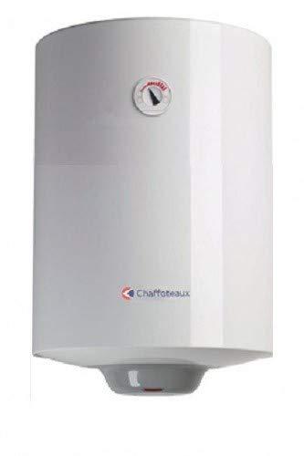 Scaldacqua elettrico verticale Chaffoteaux R EVO 50 EU da 50 litri con classe di efficienza energetica C