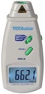 Digi-Sense Digital Contact/Photo Tachometer with NIST-Traceable Calibration