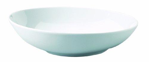 KAHLA Suppenteller FIVE SENSES, 21 cm weiß (H.Nr. 393456A90039C)