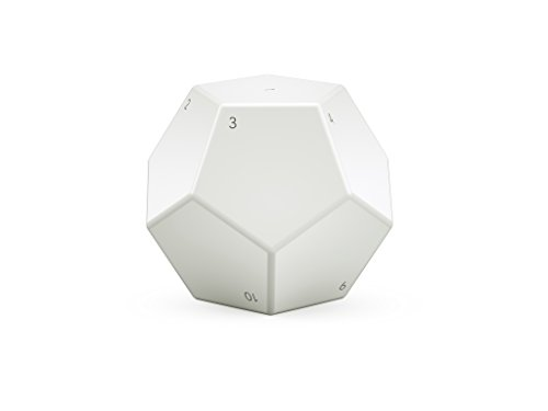 Nanoleaf Remote Design Bluetooth afstandsbediening voor lichtpanelen & HomeKit producten [LED feedback/plug and play/iOS & Android App/Individueel programmeerbaar/innovatieve bediening]