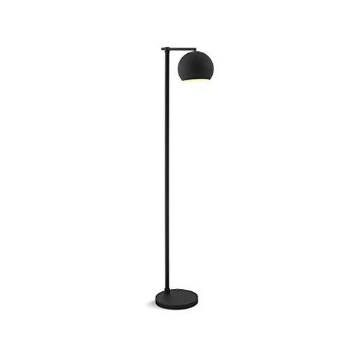Nordic smeedijzeren vloerlamp woonkamer slaapkamer luxe modern eenvoudige creatieve tafellamp verticaal