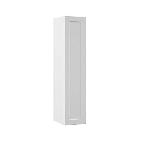 Melvern Assembled 9x42x12 in. Wall Kitchen Cabinet in White