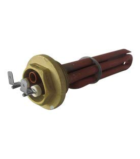 Resistencia de caldera Oscar 1200 W 230 V LSF 160 mm – Nuevo Simelli Chiskoit 1MH99959